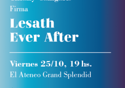 "Tiffany Calligaris firma ""Lesath ever after"""